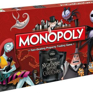 Monopoly – Nightmare before Christmas Edition
